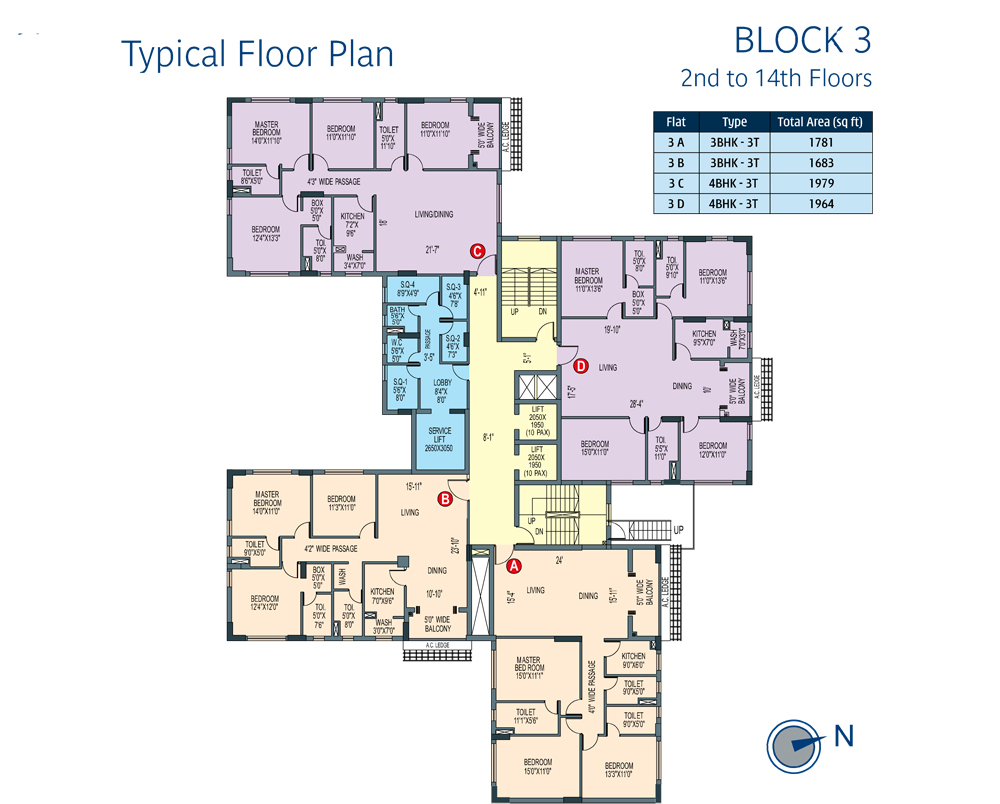 Silver oaks for Floor layout planner